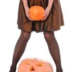 Pumpkin — Stock Photo #4052710