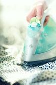Ironing — Stock Photo
