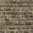 Black Basalt stone wall background — 图库照片 #5207461