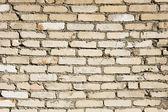 Tekstura, mur z cegły — Zdjęcie stockowe