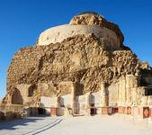 Masada, a part of the Northern Palace — Stock Photo