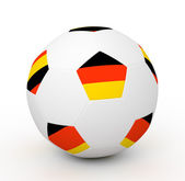 Soccer Ball (3D Illustration) — Stockfoto