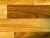 Closeup parquet — Photo
