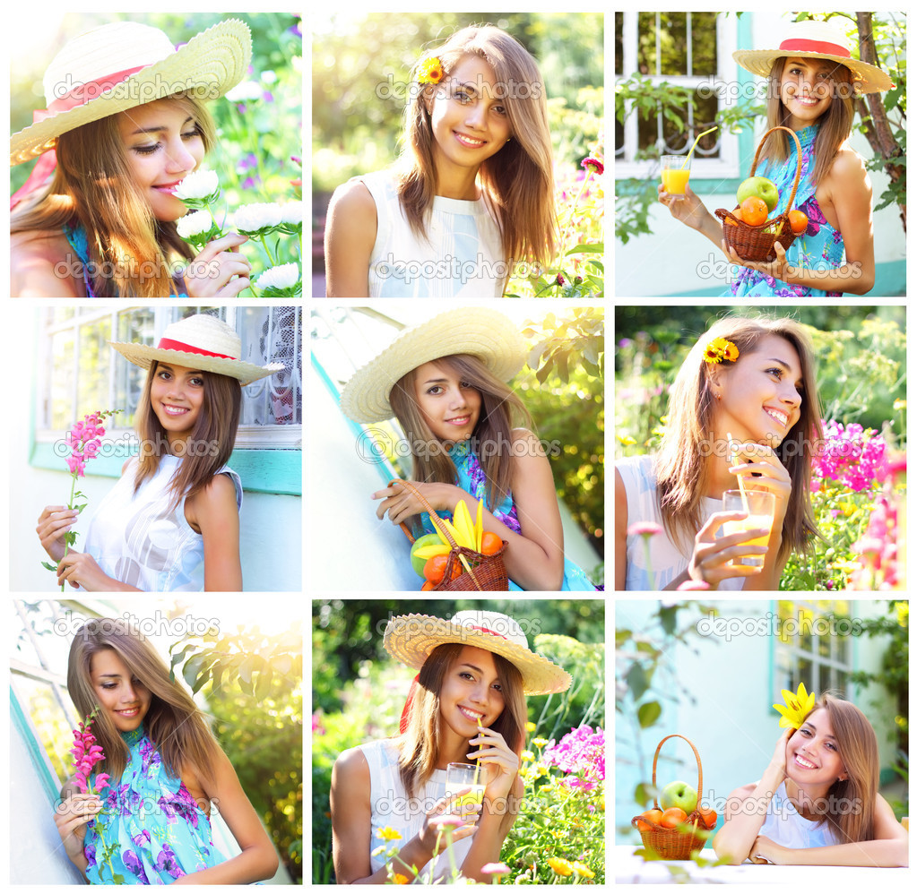 Как сделать лето в фотографиях