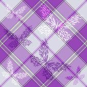 Seamless diagonal pattern — Stock Vector