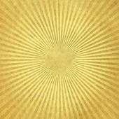 Papel de parede com raios dourados — Fotografia Stock