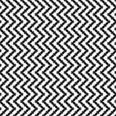 Seamless black-white pattern — Stock Vector