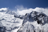 Mountain Glacier — Stock Photo