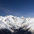 Mountain panorama — Stock Photo #4221127
