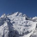 Caucasus Mountains. Panorama — Stock Photo