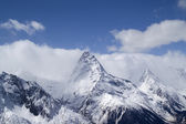 Mountains — Stockfoto