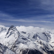 Mountain panorama — Stock Photo #4928044