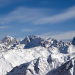 View from Elbrus — Stock Photo