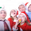 Christmas children — Stock Photo #4207753