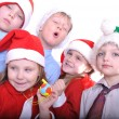 Stock Photo: Christmas children