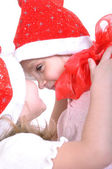 Atmosfera natalizia — Foto Stock