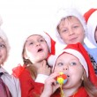 Christmas children — Stock Photo #4247622