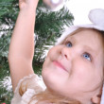 παραμονή Χριστουγέννων — Φωτογραφία Αρχείου