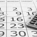 Calendar — Stock Photo #5210378
