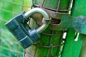 挂锁 — 图库照片