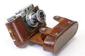 старинная камера — Стоковое фото