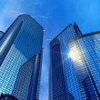 Modern office buildings - Foto de Stock