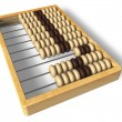 Wooden abacus — Stock Photo #4032669