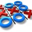 Tic-tac-toe — Stock Photo #4032855