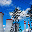 Heat and Power Engineering concept — Stock Photo #4033308