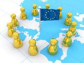 European Union — Stock Photo