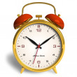 Alarm clock — Stock Photo #4080356
