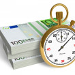 Time is money — Stockfoto #4081327