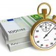 Time is money — Stock Photo #4081327