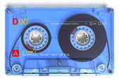 Audio cassette — Stock Photo