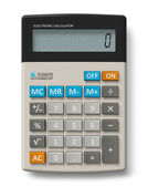 Office calculator — Stock Photo