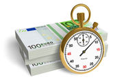 Time is money — Stock Photo