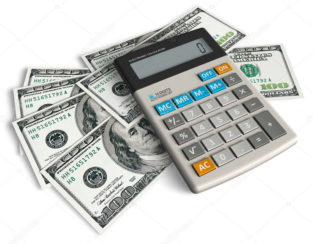 Accounting concept — Stock Photo © scanrail #4080928