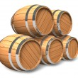 Foto de Stock  : Wine storage