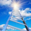 Royalty-Free Stock Photo: Stairway to the sky