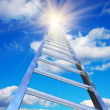 Stairway to the sky — Stockfoto #4186329