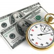 Time is money — Stock Photo #4186517