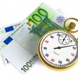 Time is money — Stock fotografie #4186520