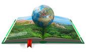 Milieu bescherming concept — Stockfoto