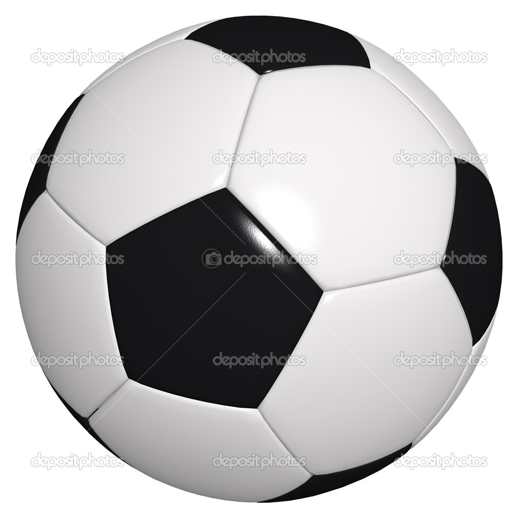 Soccer ball — Stock Photo #4186289