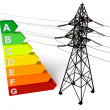 Stockfoto: Energy saving concept