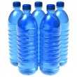 Royalty-Free Stock Photo: Bottles of water