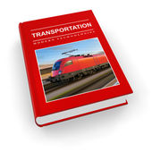 Transport lärobok — Stockfoto