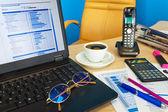 Office work — Stock Photo