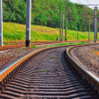 railroad track — Stock Photo #4273980