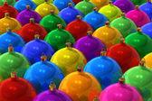 Boules de noël — Photo